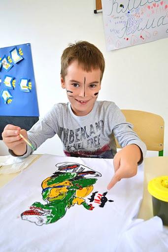 Цього тижня Школа «Ранок» стала справжньою територією творчості!