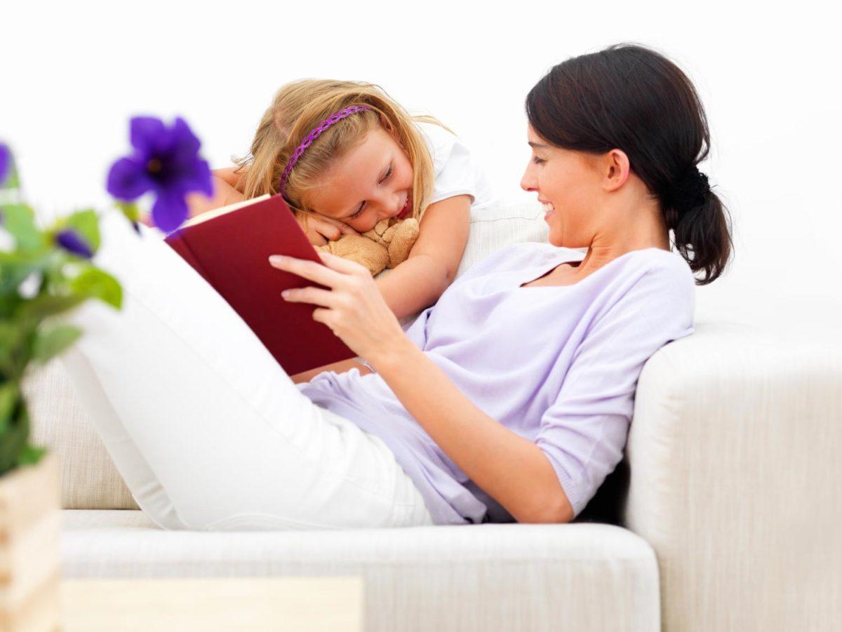 5 причин, чому потрібно читати дітям