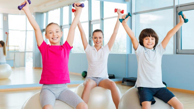 Як зацікавити сучасну дитину спортом?