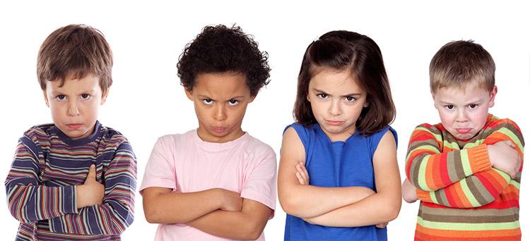 Як подолати погану поведінку дитини