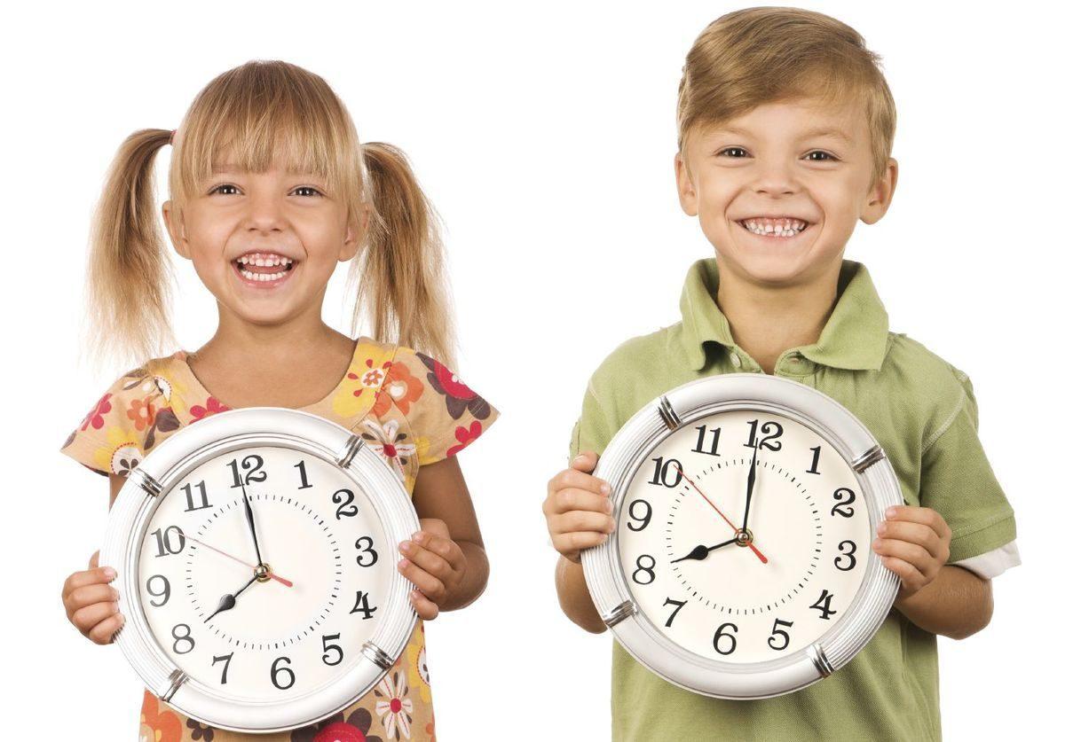 Яким має бути режим дня для учнів молодших класів?