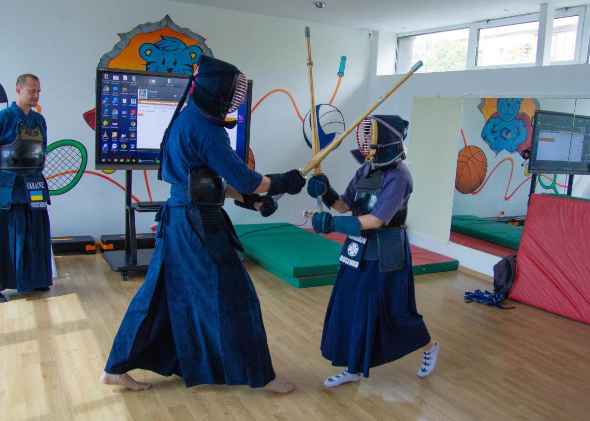 Японське фехтування Кендо