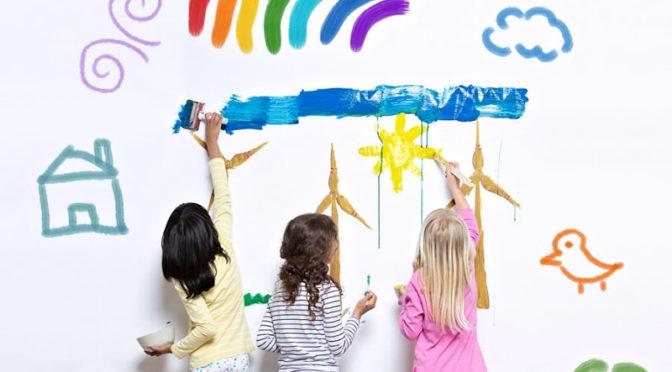 Про що говорить дитячий малюнок?
