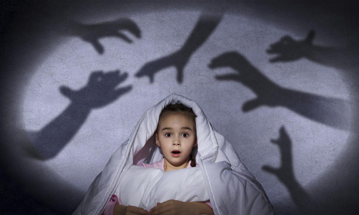 Боязнь темряви: як допомогти дитині?