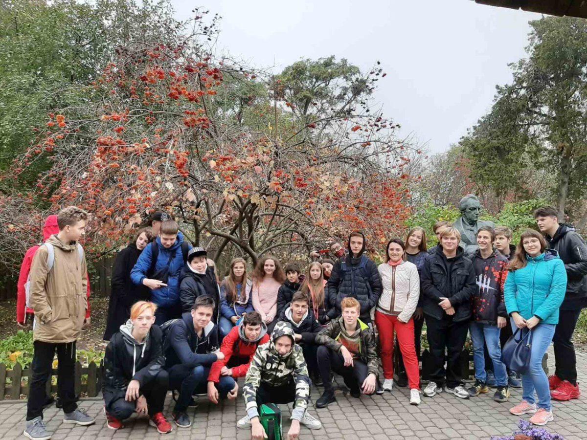 Учні школи Ранок вивчали історію на Полтавщині
