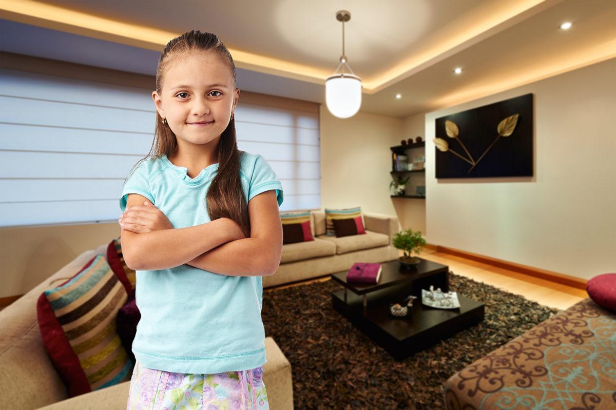 Один вдома: коли можна зилишати дитину на самоті
