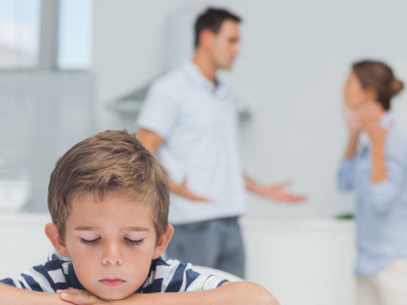Як сварки між батьками впливають на здоров'я дитини?