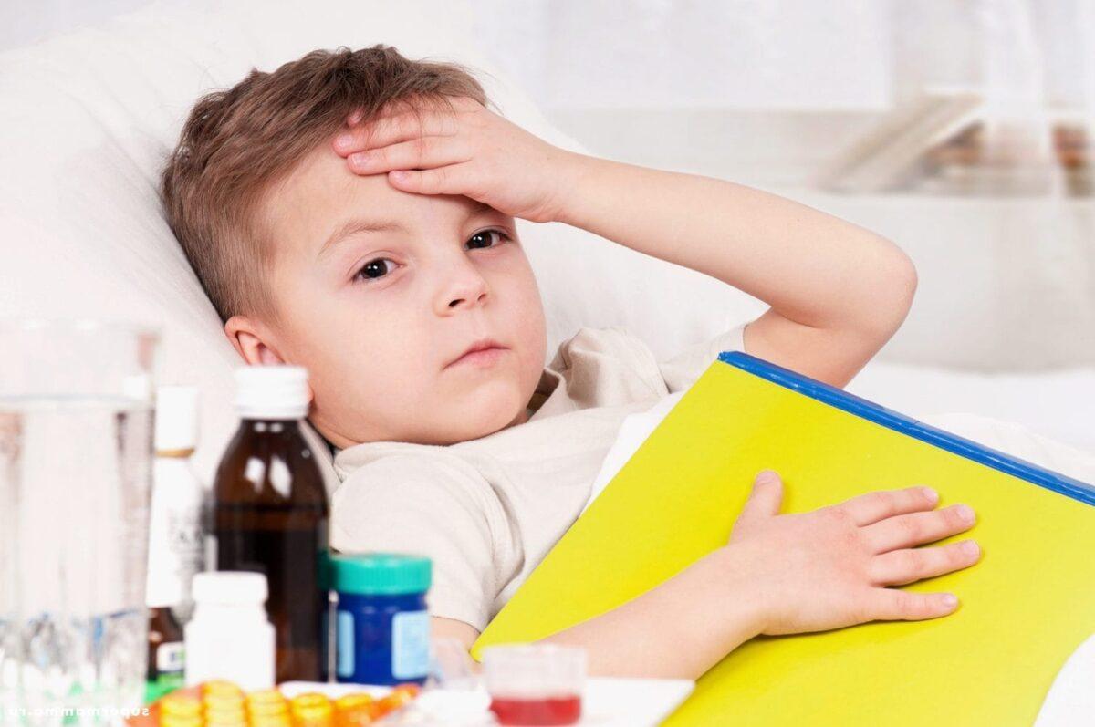 Чому дитина часто хворіє?