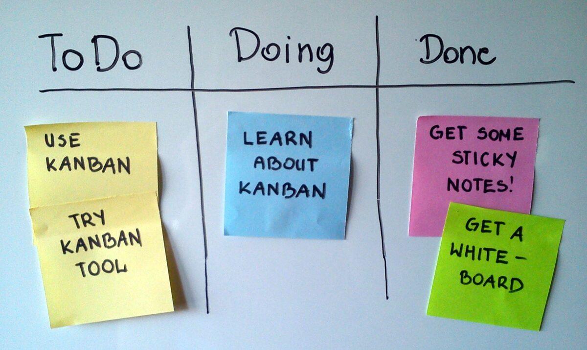 Навчіть дитину керувати своїми справами за методом Канбан