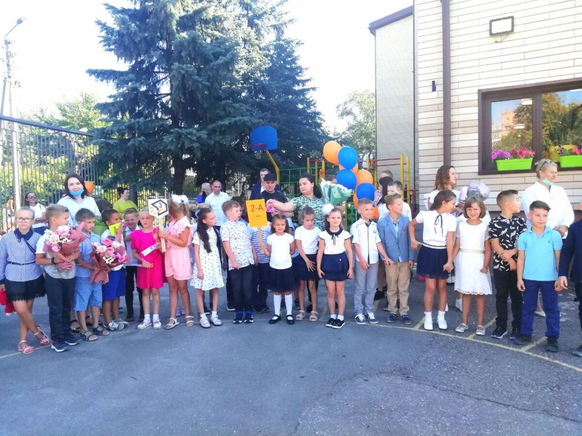 Школа «Ранок» вітає всіх учнів, вчителів та батьків із початком нового навчального року