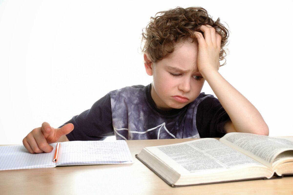 Що заважає дітям вчитися?