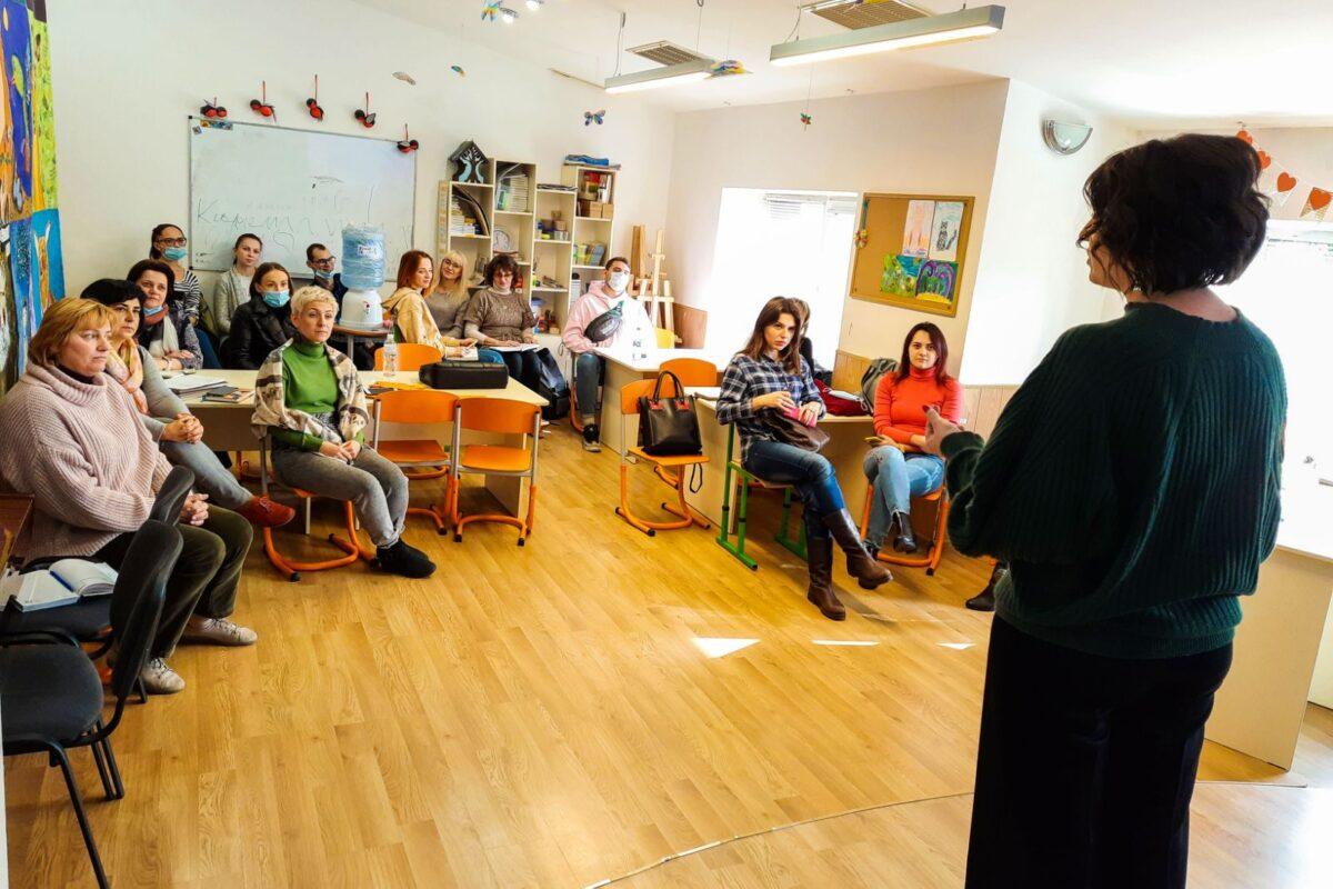 Ділимося фішками: вчителі школи «Ранок» обмінялися досвідом